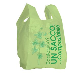 Shopper in Mater-bi compostabile